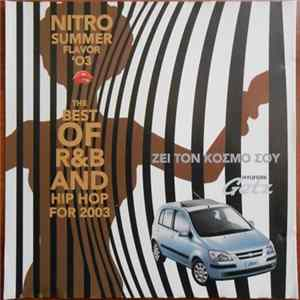 Various - Nitro Summer Flavor '03 - The Best Of R&B And Hip Hop For 2003 Album